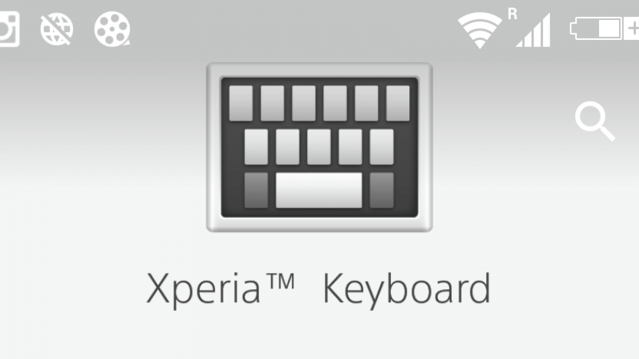 Sony Xperia Keyboard 6 6 A 0 30 app updated - Larger