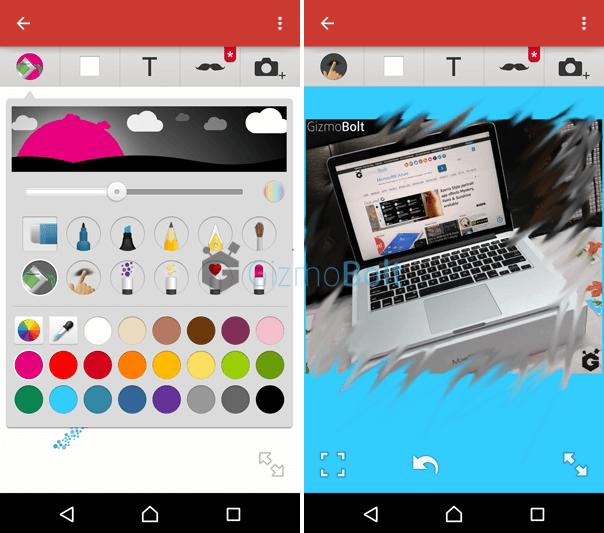 Sony Sketch app 6.2.A.0.1 apk