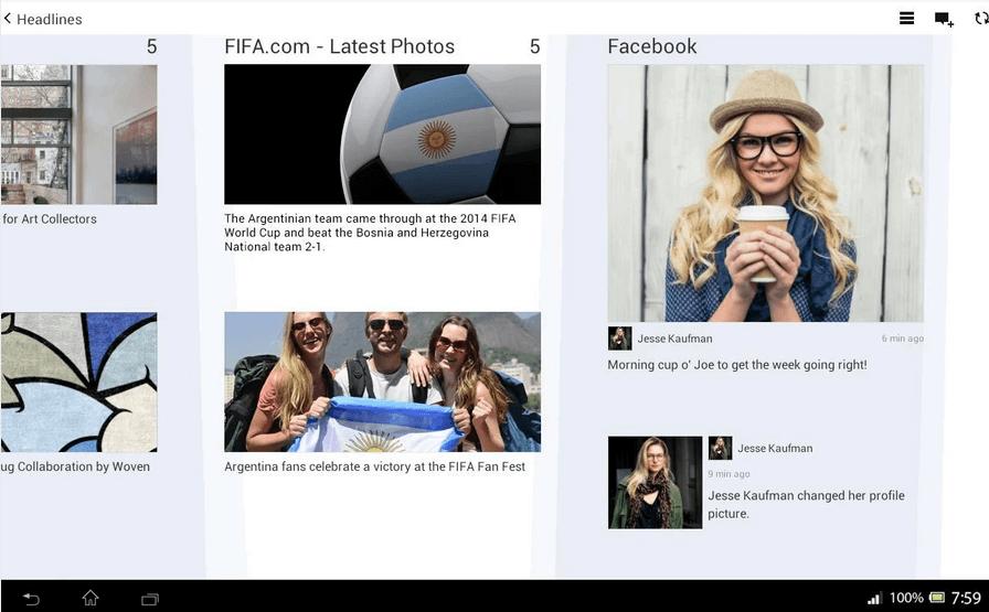 Sony Socialife News 4.2.06.30.3