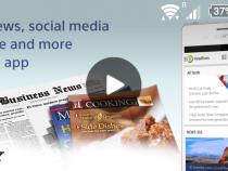 Sony Socialife News App