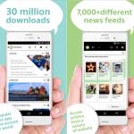 Sony Socialife News app 4.2.06.30.3 version updated