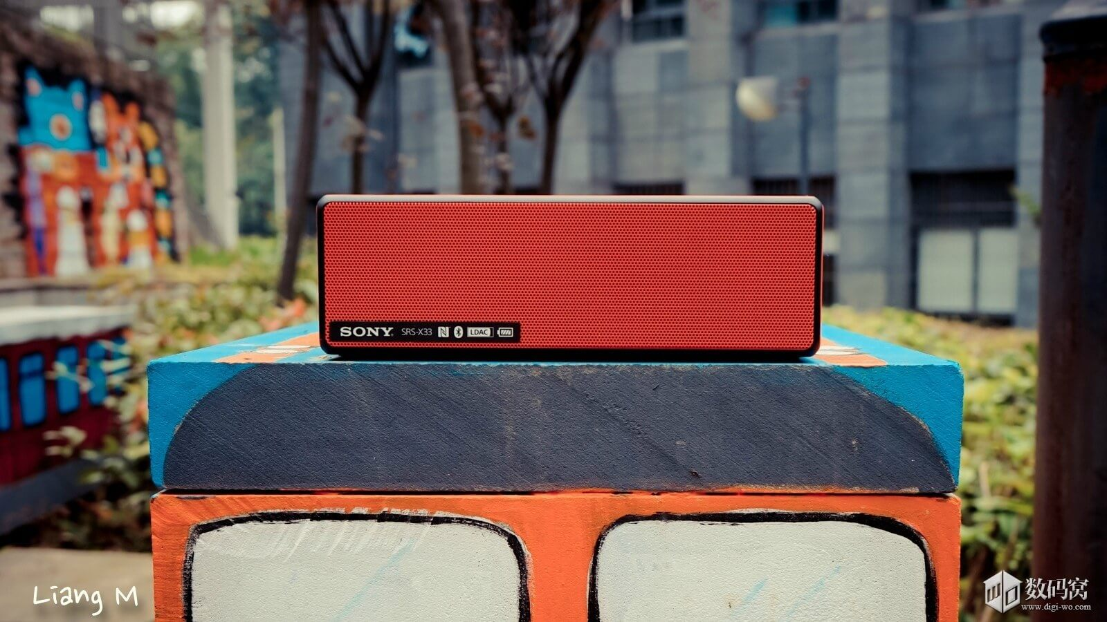 Sony SRS-X33 Bluetooth Speakers hands on pics