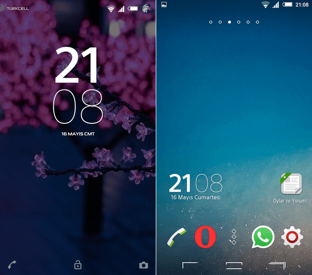 Download Xperia Bezza LL+ Theme