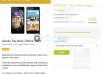 Download Free Xperia Toy Story Buzz Theme