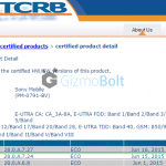 28.0.A.7.27 & 28.0.A.7.24 firmware certified for Xperia Z3+ & Xperia Z4 Tablet
