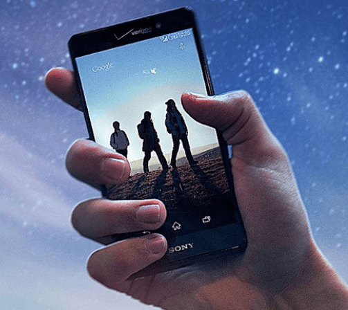 Verizon Xperia Z4v Hands On