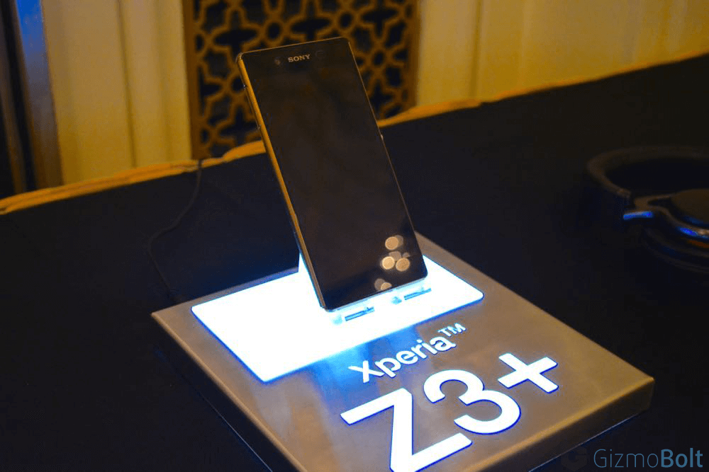 Xperia Z3+ Price in India