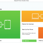 How iSkysoft Phone Transfer for Mac works