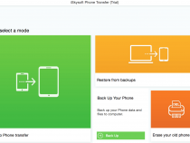 iSkysoft Phone Transfer for Mac review
