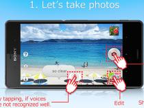 Sony balloon photo(beta) app