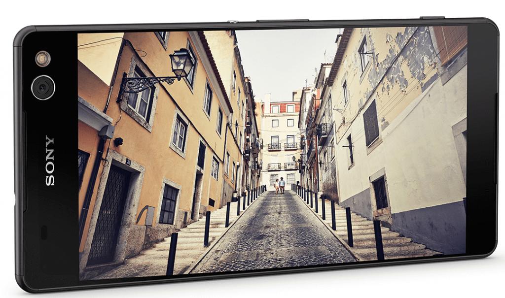 "Xperia C5 Ultra 6"" FHD Display"