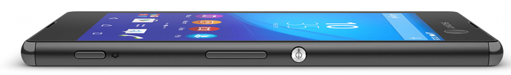 Xperia M5 with 7.6 mm thin