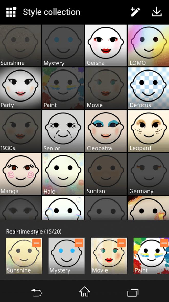 Download Style portrait app