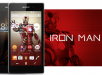 Xperia Iron Man Theme for Lollipop devices