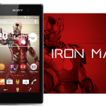 Install Xperia Iron Man & Blacksun Theme
