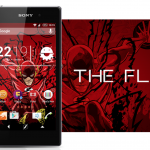 Xperia Themes inspired by Android AOSP 6.0 and The Flash
