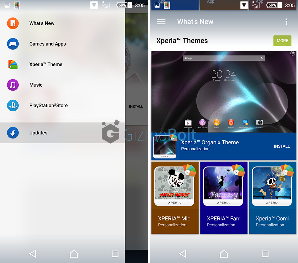 Download What's New app 3.3.A.0.0 apk