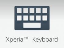 Sony Xperia Keyboard app
