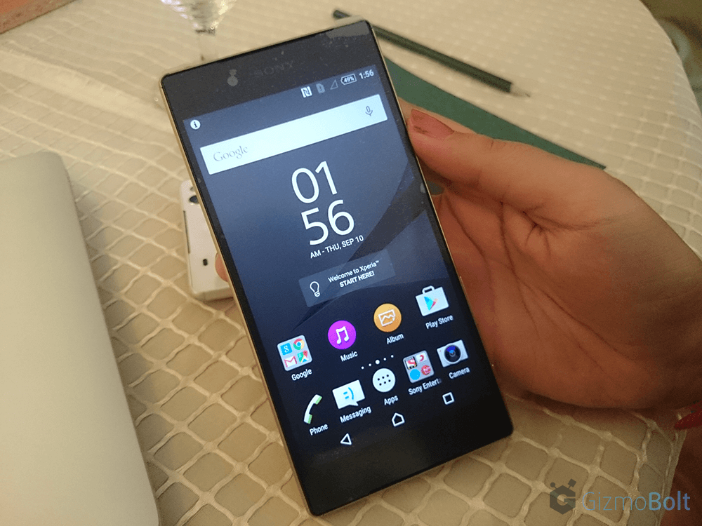 Sony Xperia Z5 - Price in India Rs 52990