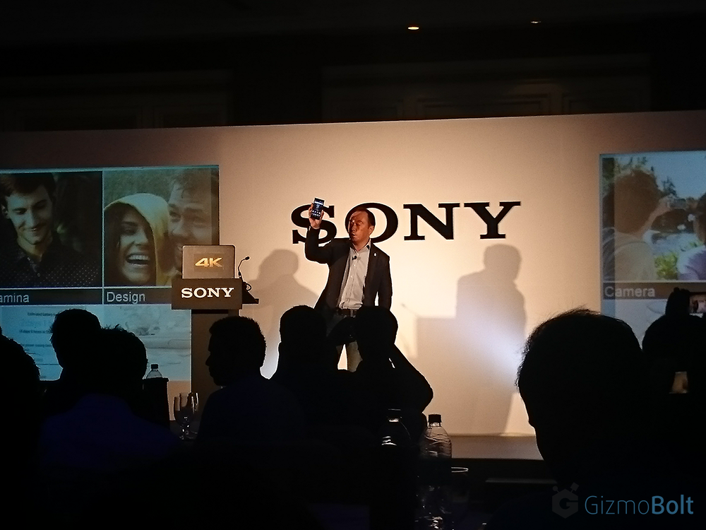 SonySony  Xperia Z5 launched in India