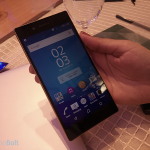 Sony Xperia Z5 hands on pics