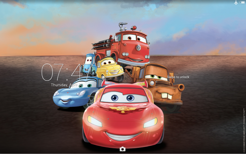 Download Xperia Cars Family Bundle theme