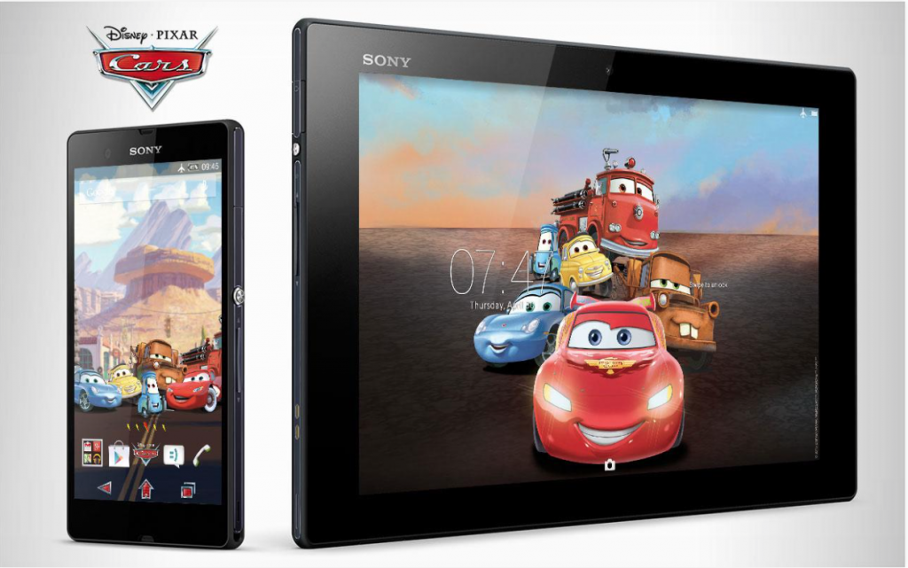 Xperia Cars Family Bundle theme apk