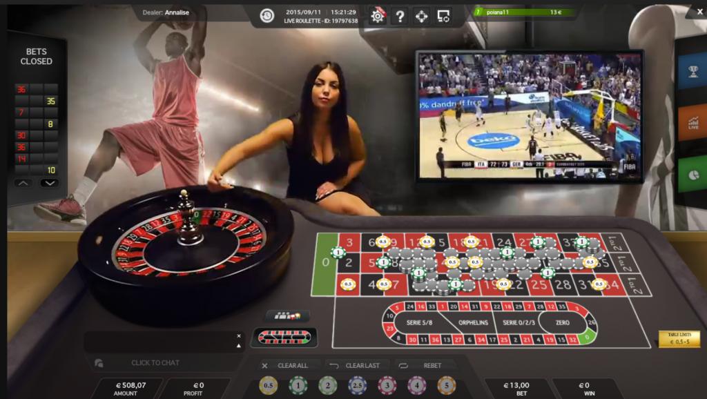 live casino platforms online