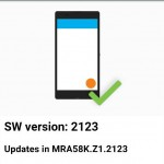 Android 6.0 Marshmallow MDB08M.Z1.2134 concept build update rolling for Xperia Z3 & Xperia Z3 Compact