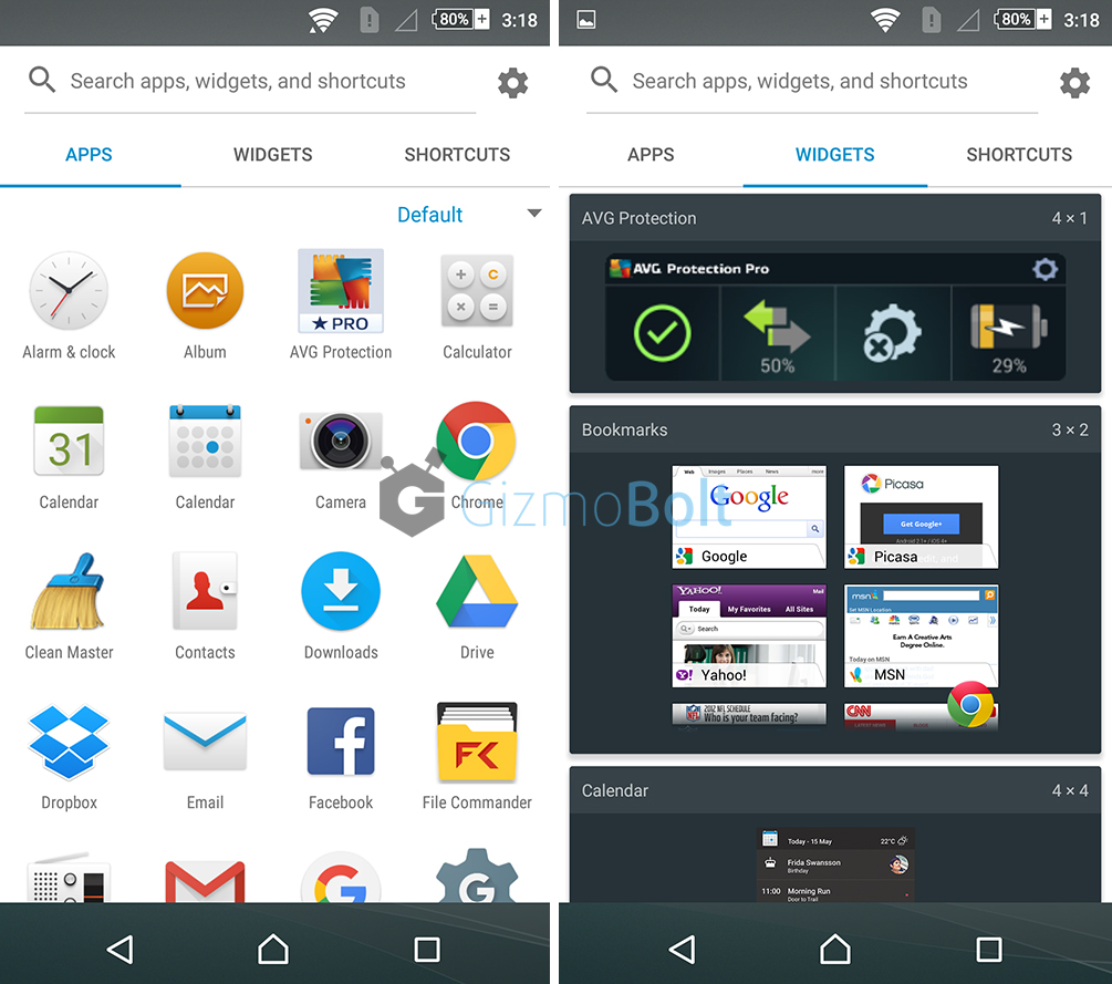 Download BlackBerry Priv Launcher