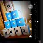 Sony Camera app version 2.0.0 Manual mode