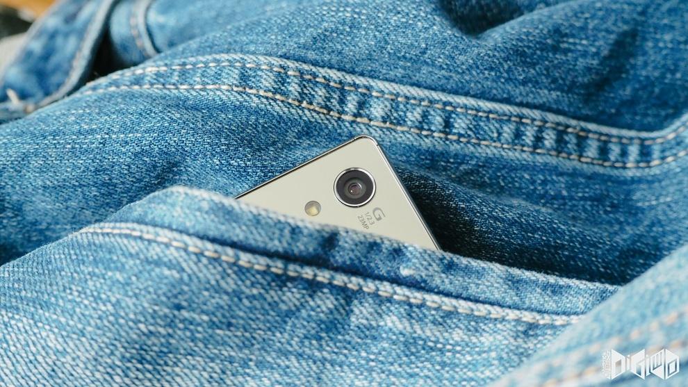 Xperia Z5 Premium 23 MP rear camera