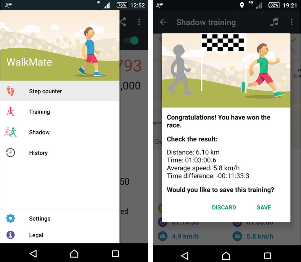 Sony Walkmate app