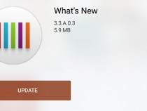 What's New 3.3.A.0.3