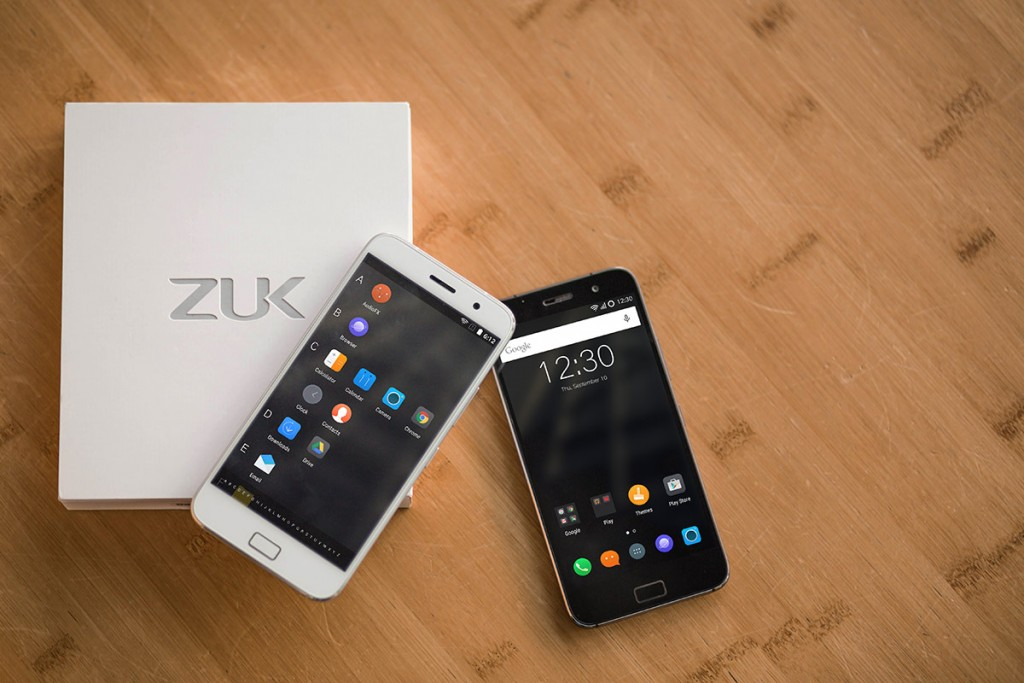 Lenovo ZUK Z1 hands on