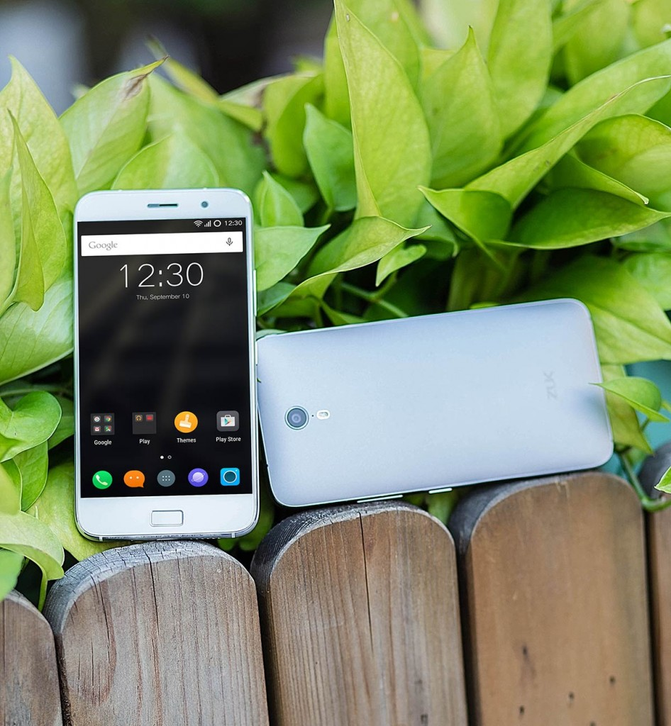 Lenovo ZUK Z1 Hands on Pics