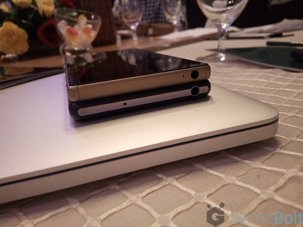 Xperia Z5 vs Xperia Z2 Comparison