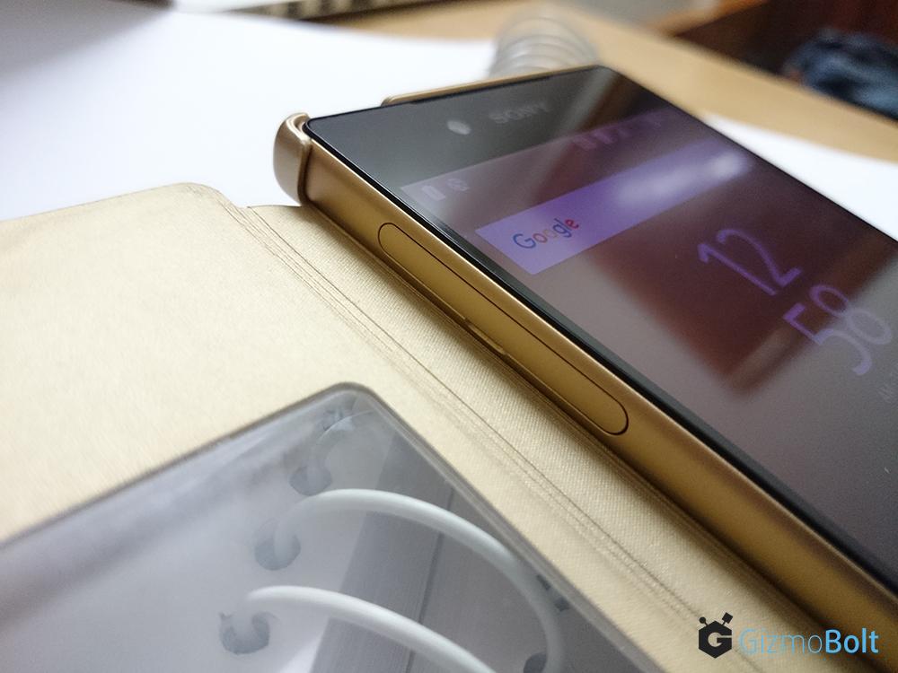 Xperia Z5 Sony SCR42