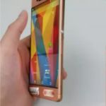 Suspected Sony Xperia C6 Ultra Pic Leaked in Rose Gold color