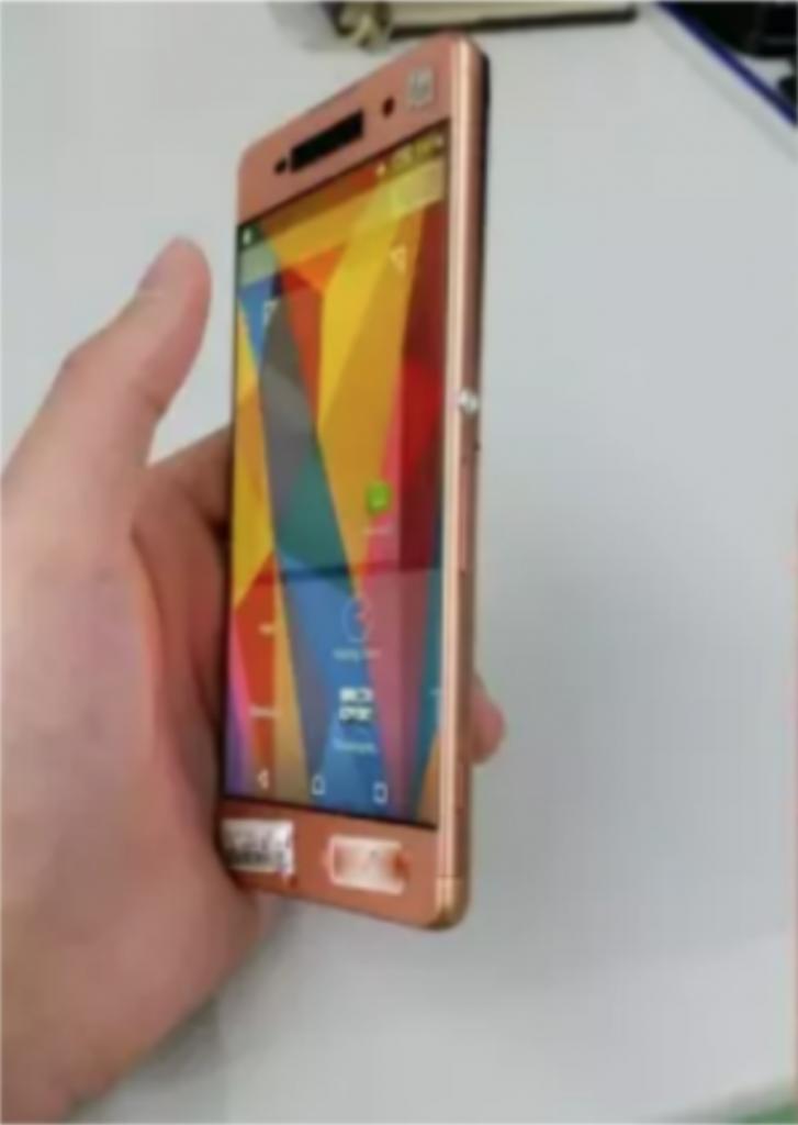 Sony Xperia C6 Ultra Leaked Pic