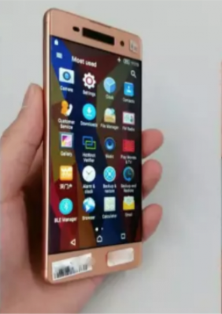 Xperia C6 Ultra - Rose Gold