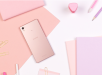 Sony Xperia Z5 in Pink
