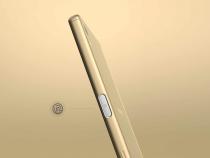 Sony removes fingerprint sensor from Xperia Z5