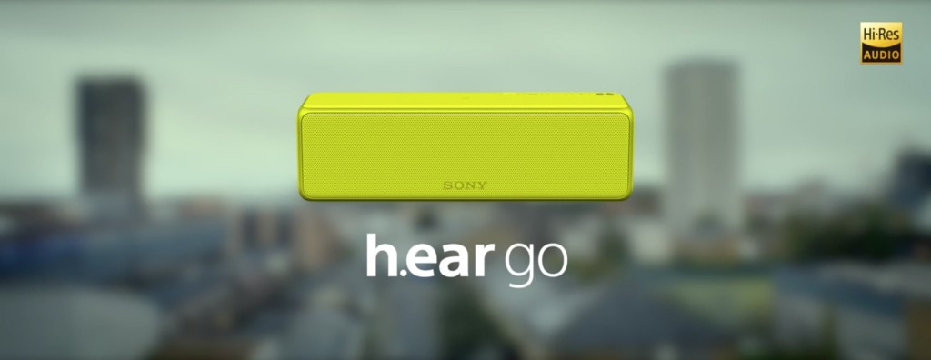 Sony h.ear go