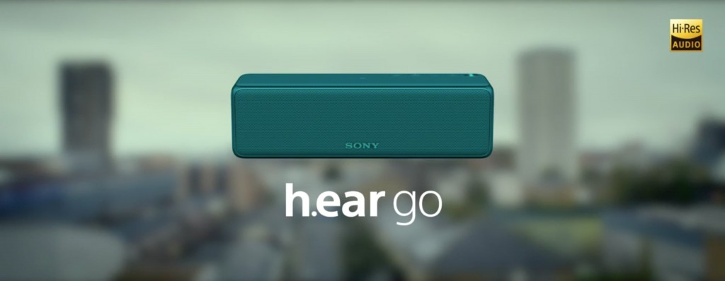Sony h.ear go Speakers