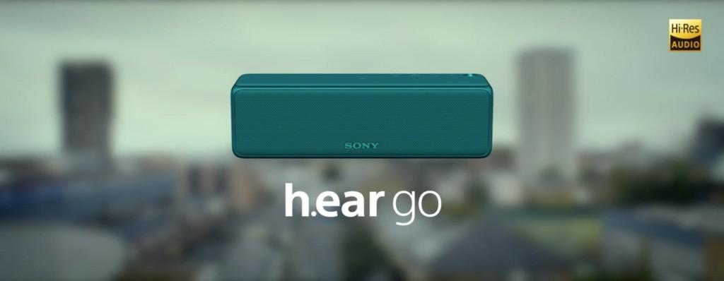 Sony h.ear go Speakers