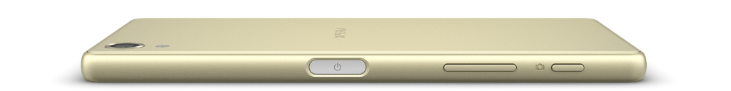 Xperia X Gold Side