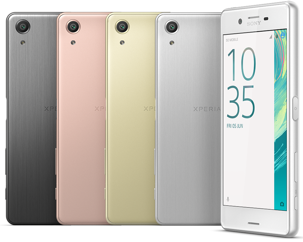 Xperia X Performance Pictures