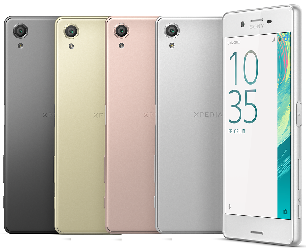 Xperia X Pictures