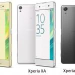 Sony launches Xperia X, Xperia X Performance, Xperia XA at MWC 2016